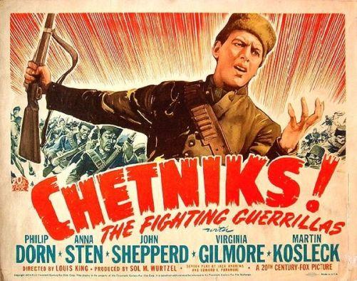 Chetniks_guerillas_poster