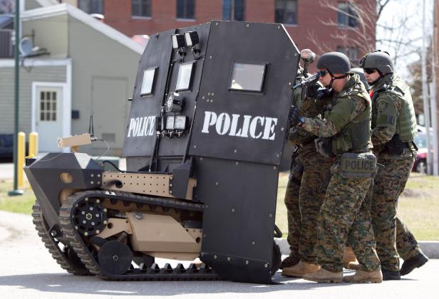 militarizedamerica