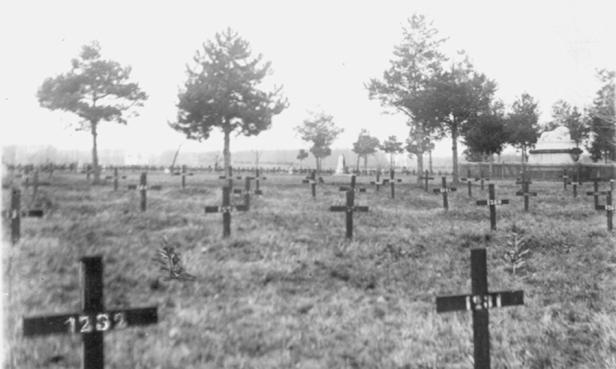 гробље шумарице