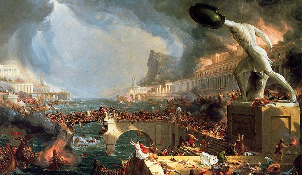 Пад Рима